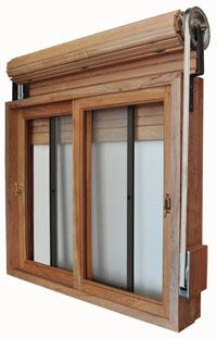 Aberturas reato ventanas for Mosquiteros de madera